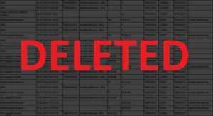 Как удалить детализацию звонков в личном кабинете теле2. Удалить детализацию звонков МТС, Мегафон, Билайн, Теле2, YOTA и других операторов