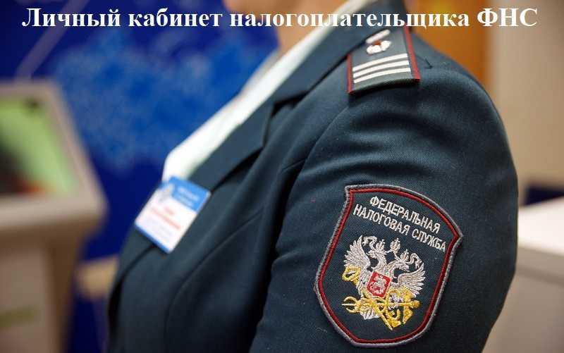 Налог ру: регистрация и вход в личный кабинет физического лица на сайте ФНС